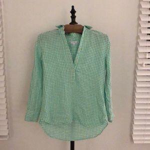 Southern Tide Linen Shirt